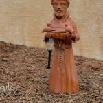 St Francis of the Front Yard