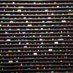 From the Douglas Copland exhibit: everywhere is anywhere is anything is everything