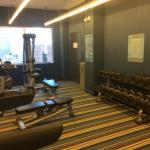 gym- impressive