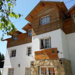 Vista del rente del Hostel Ladera Norte