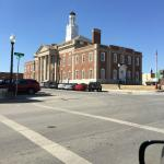 Old Jackson County Courthouse - On the Square