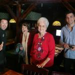 'Gram's' 91st birthday lunch with Josh