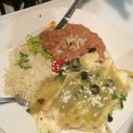 Enchilada verde mmmmmmm