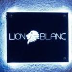 Lion Blanc Foto