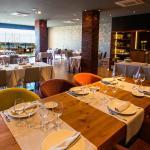 Planta superior Restaurante Miramar Cambrils