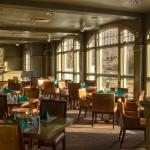 The Casino Restaurant offers beautiful views of the Old Course and Allegheny Mountains.