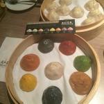 Mixed favour Xiao long bao