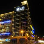 Aloft Tallahassee at Night
