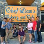 Chef Liam's