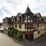 Außenansicht Hotel & Restaurant