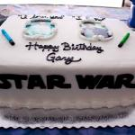 Loved the Star Wars theme!