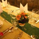 Die perfekte Location für Ihre Feier: Uriger Weinkeller mit begehbarer Weinkarte