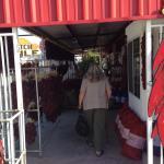 Chili store next door