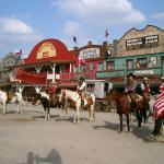 Westernstadt Pullman City Harz