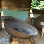Pot for making Cassava