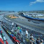 Daytona Speedway.