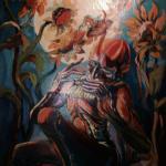 Noli has some interesting artworks on display