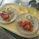 The Best Lobster Rolls!