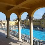 Széchenyi Baths and Pool