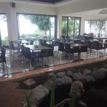 the batu villas lounge