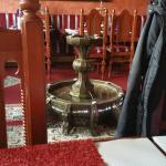 La Fontaine du restaurant