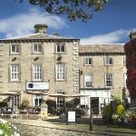Grassington House Hotel on a sunny Day