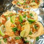 Street Style Tacos! Highly recommended!