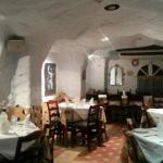 Restaurant tasca hotel santiago