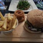 Excellent Burger !!