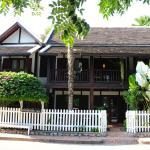 Villa Ban Kili entrance