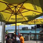 Pirates Pub-n-Grub view!