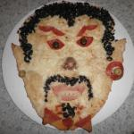 Novelty Pizzas for all accasions, even bachelor and bachelorette parties