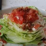 Wedge Salad - Fantastic too.