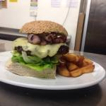 Plough burger
