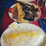 Foto de Zagros Persian Restaurant