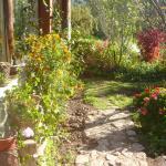parte de los jardines