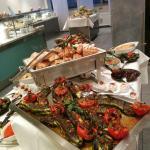 Türkisches Buffet