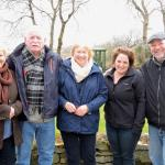 The gang at the Willowbank