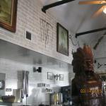 Log Cabin Restaurant Gering NE