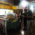 El Grupo, en uno de los Restaurantes Tematicos