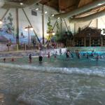 waterpark - wave pool