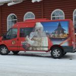 le camion officiel du village