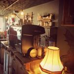 Small and quirky cafe