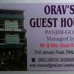 Oravs - contact