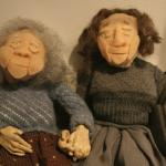 Puppets by Mary Grieve, part of Stargazing exhibition