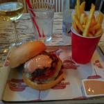 Burger Town Burger