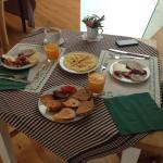 Desayuno a la carta