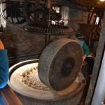 Kulturhistorische Ölmühle
