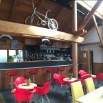 Foto de The Lamorna Cove Hotel