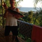 Giant Red Snapper